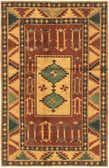 3' 8 x 5' 7 Shirvan Persian Rug thumbnail
