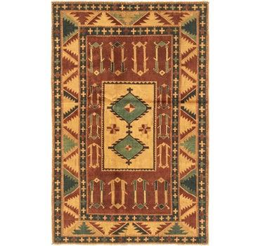 3' 8 x 5' 7 Shirvan Persian Rug main image