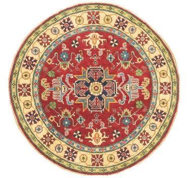 4' 10 x 4' 10 Kazak Round Rug main image