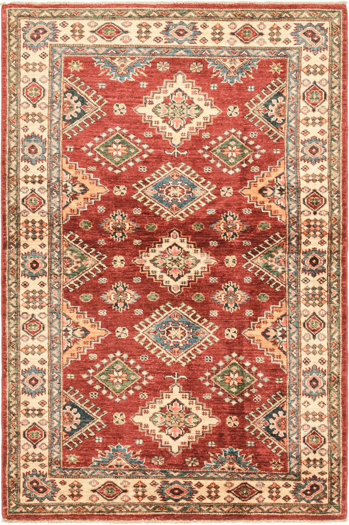 3' 6 x 5' 6 Kazak Oriental Rug main image