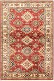 3' 6 x 5' 6 Kazak Oriental Rug thumbnail
