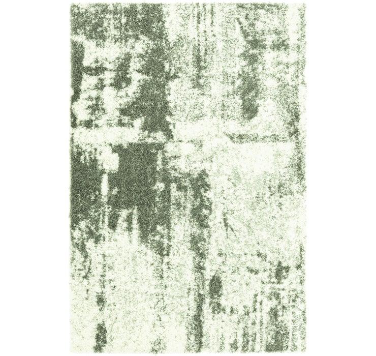 5' 2 x 7' 10 Lagom Shag Rug