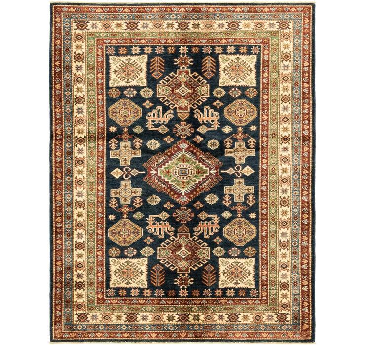 5' 1 x 6' 6 Kazak Oriental Rug