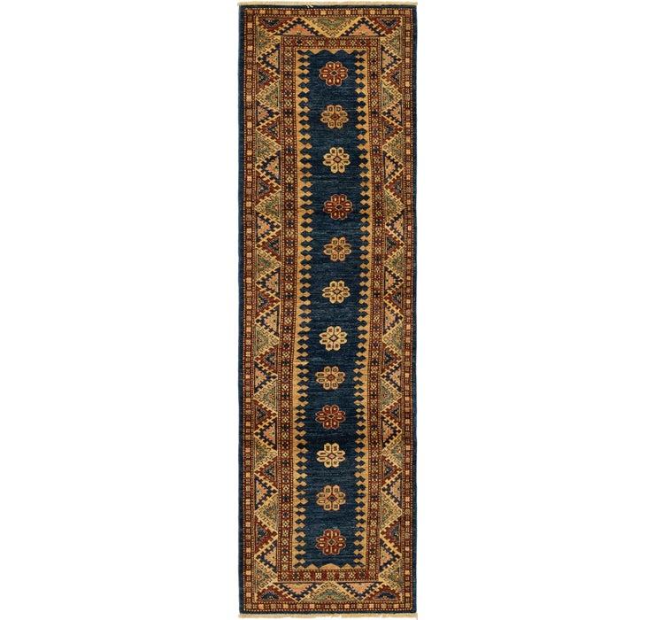 2' 5 x 9' 9 Kazak Oriental Runner Rug