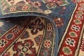 100cm x 110cm Kazak Oriental Square Rug thumbnail image 9
