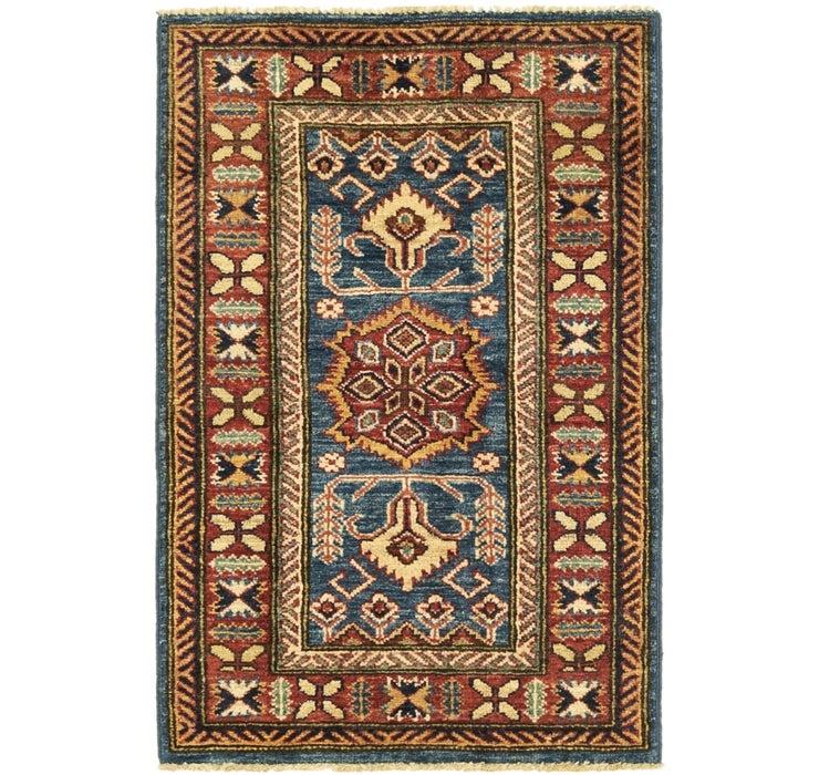 1' 10 x 2' 11 Kazak Oriental Rug