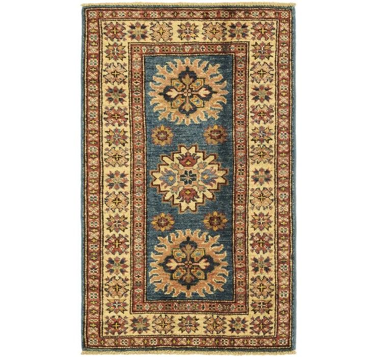 58cm x 95cm Kazak Oriental Rug