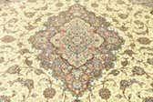 6' 4 x 10' 5 Qom Persian Rug thumbnail