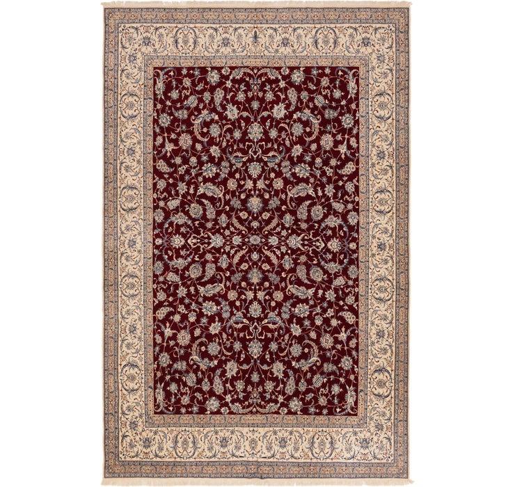10' 4 x 15' 6 Nain Persian Rug