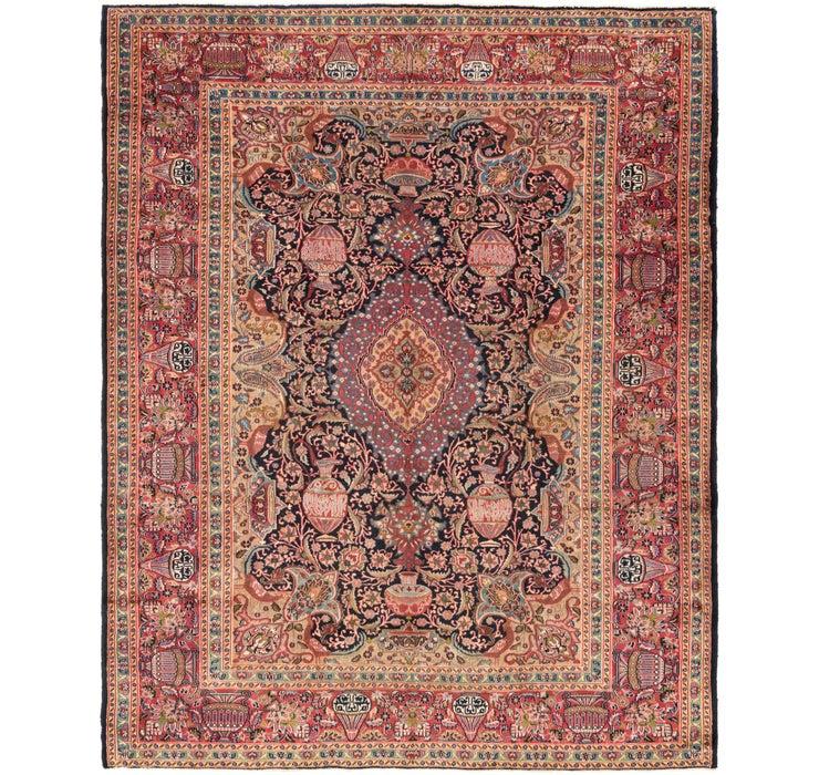 9' 8 x 12' 4 Kashmar Persian Rug