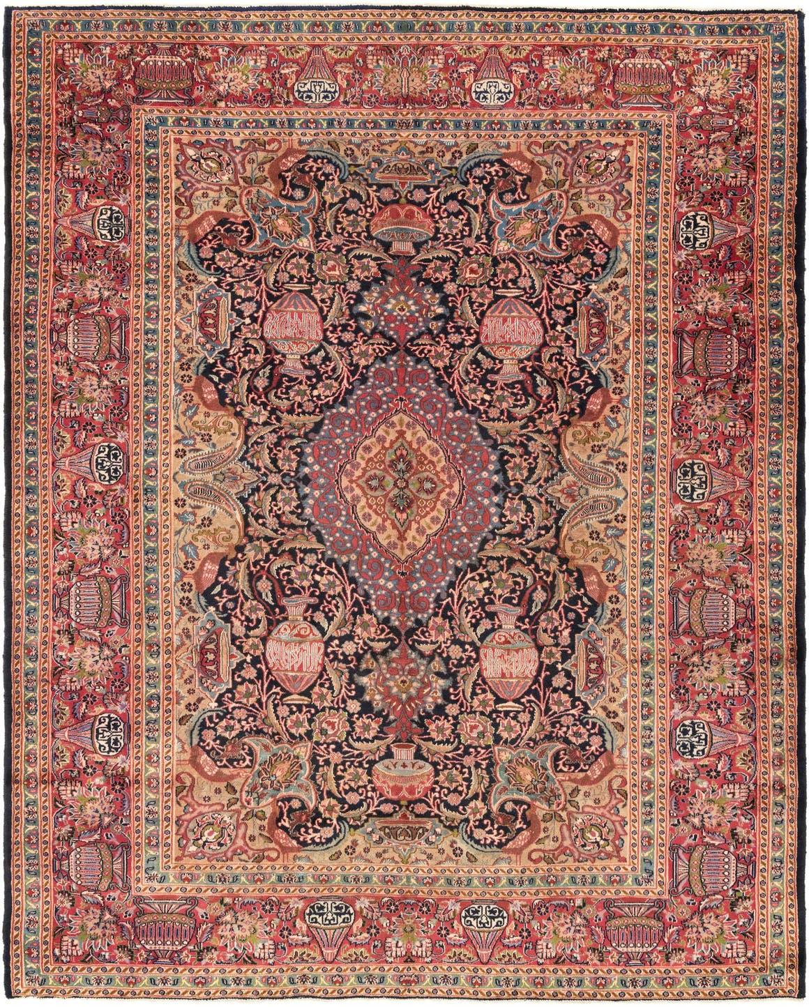 9' 8 x 12' 4 Kashmar Persian Rug main image