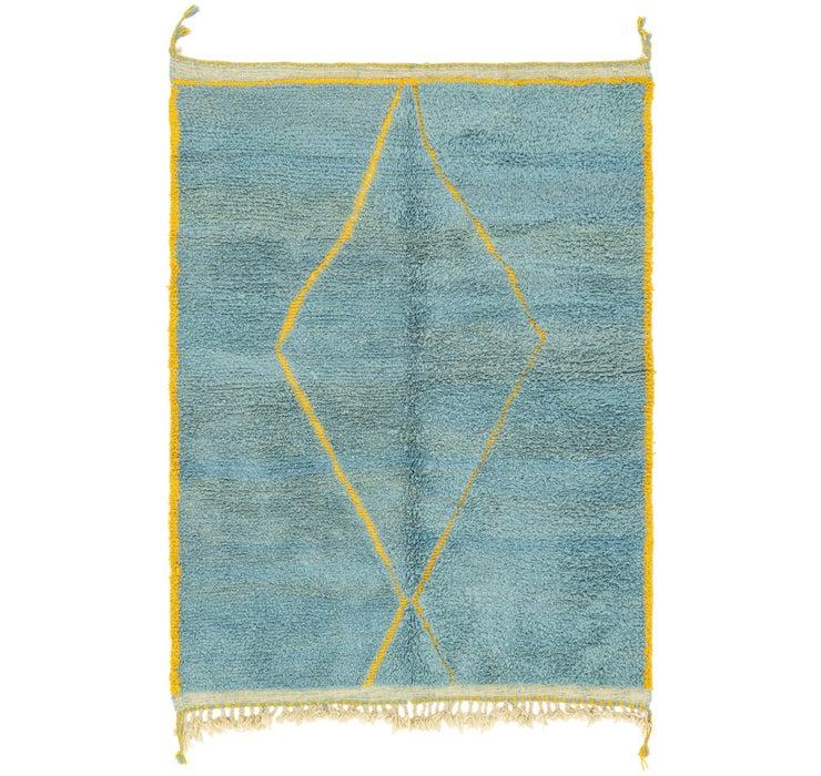 5' 8 x 7' 8 Moroccan Rug