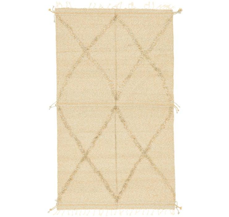 5' 1 x 8' 10 Moroccan Rug