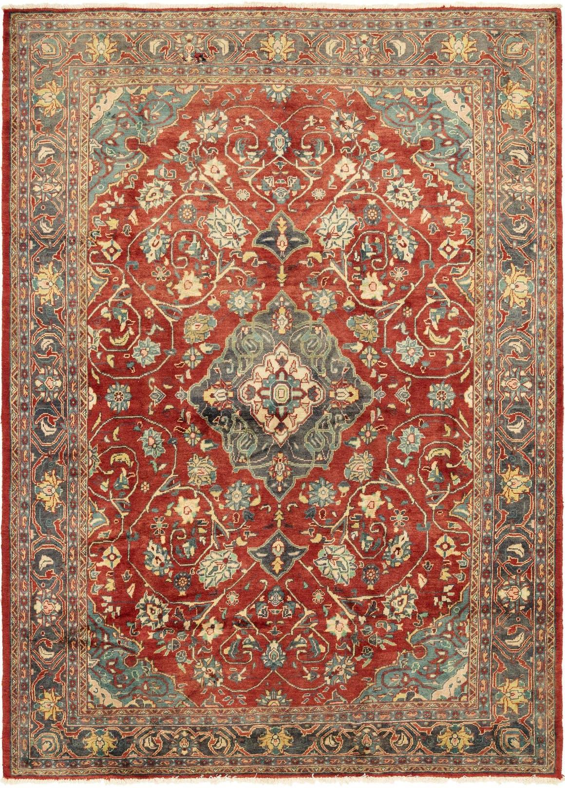 8' 4 x 11' 7 Farahan Persian Rug main image