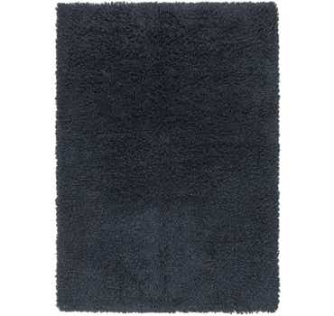 Image of 5' 4 x 7' 5 Solid Shag Rug