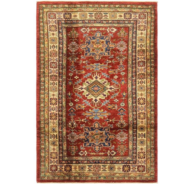 3' 10 x 6' 1 Kazak Oriental Rug