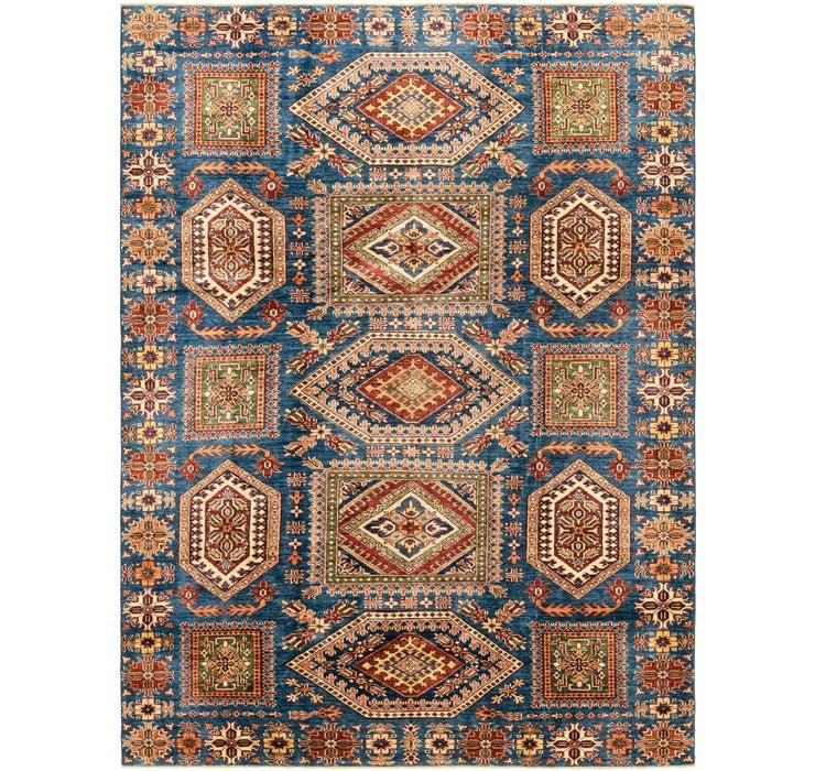 7' 2 x 10' 10 Kazak Oriental Rug