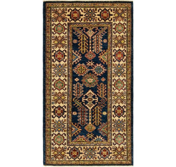 75cm x 135cm Kazak Oriental Rug
