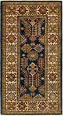 75cm x 135cm Kazak Oriental Rug thumbnail image 1