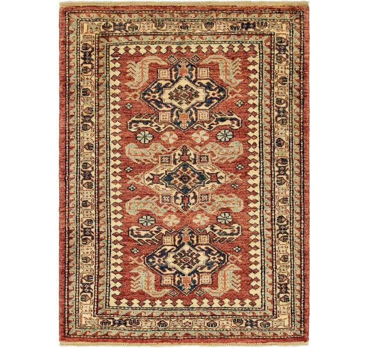 2' 11 x 4' 1 Kazak Oriental Rug