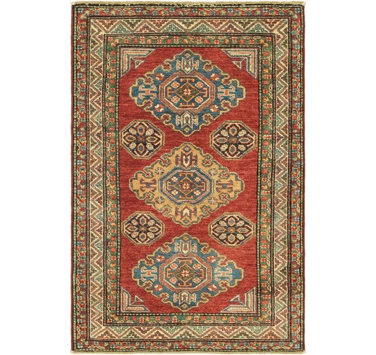 2' 6 x 4' Kazak Oriental Rug