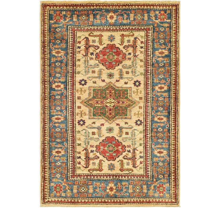 2' 10 x 4' 3 Kazak Oriental Rug