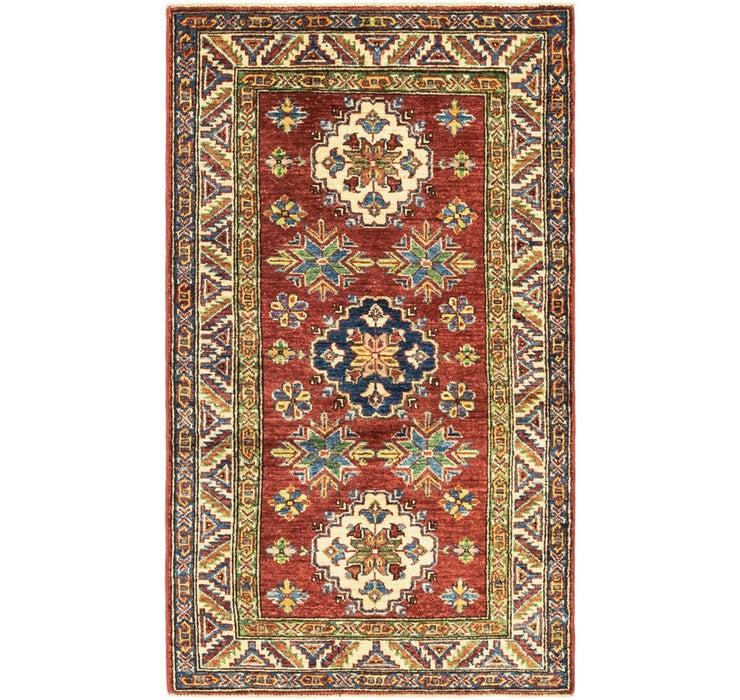 2' 6 x 4' 4 Kazak Oriental Rug