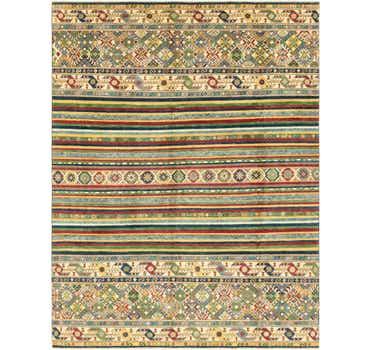 Image of 8' 10 x 11' 9 Kazak Rug