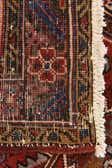 2' 9 x 11' 4 Ardabil Persian Runner Rug thumbnail