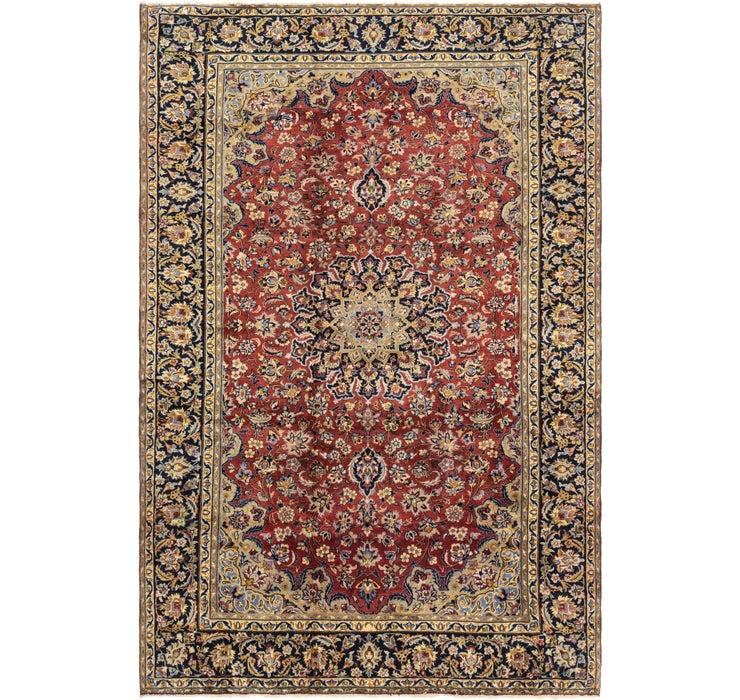 235cm x 350cm Isfahan Persian Rug