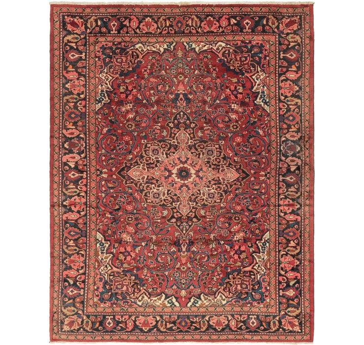 235cm x 320cm Borchelu Persian Rug