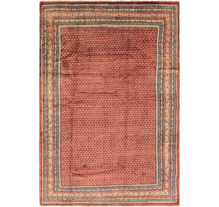 270cm x 395cm Botemir Persian Rug
