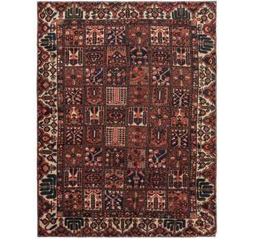 8' 7 x 11' 10 Bakhtiar Persian Rug
