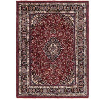 8' 1 x 11' 2 Mashad Persian Rug main image