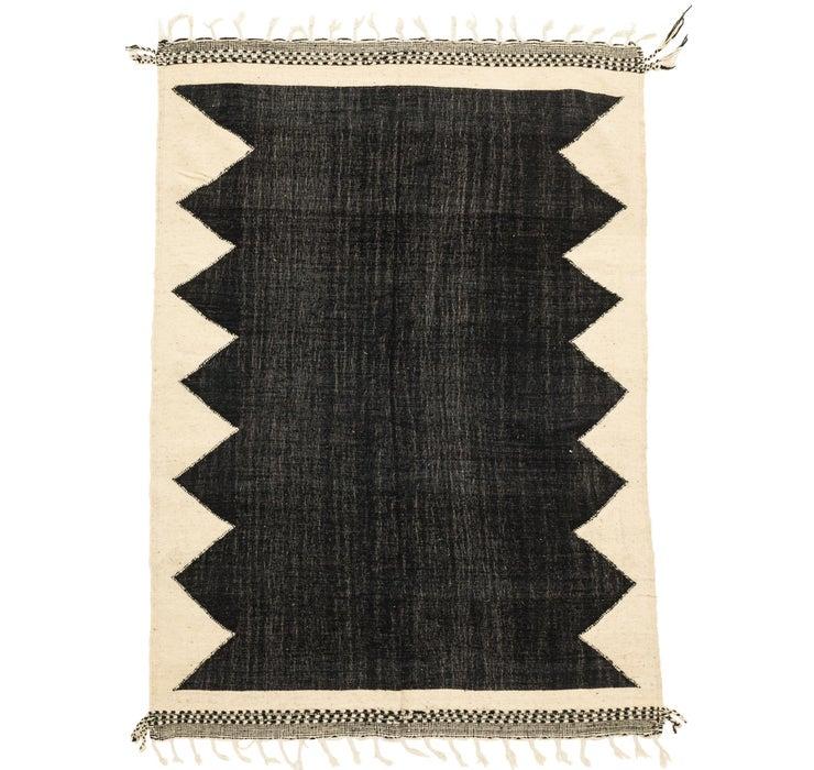 205cm x 295cm Moroccan Rug