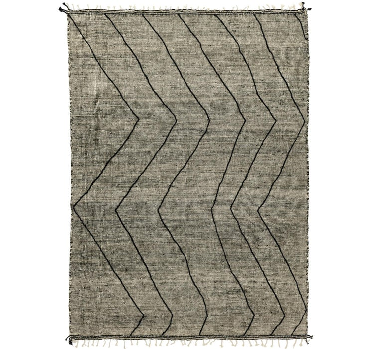10' x 13' 1 Moroccan Rug