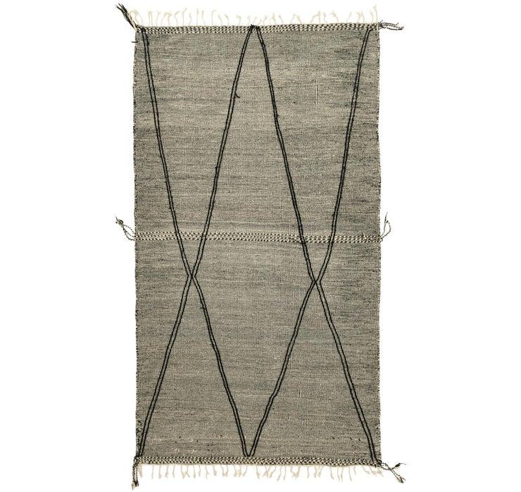 7' 7 x 13' 3 Moroccan Rug
