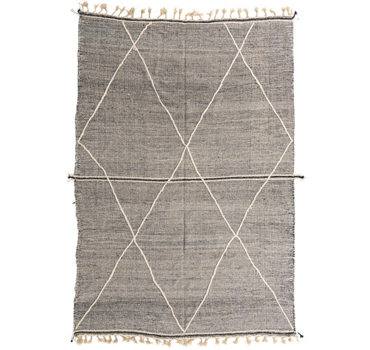 9' 2 x 13' 7 Moroccan Rug
