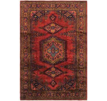 Image of 7' x 10' 5 Viss Persian Rug