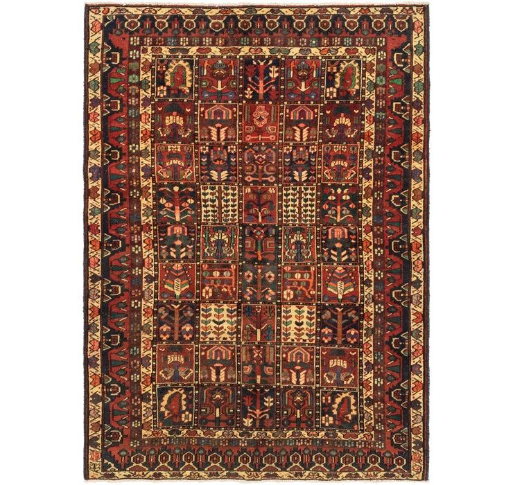 198cm x 275cm Bakhtiar Persian Rug
