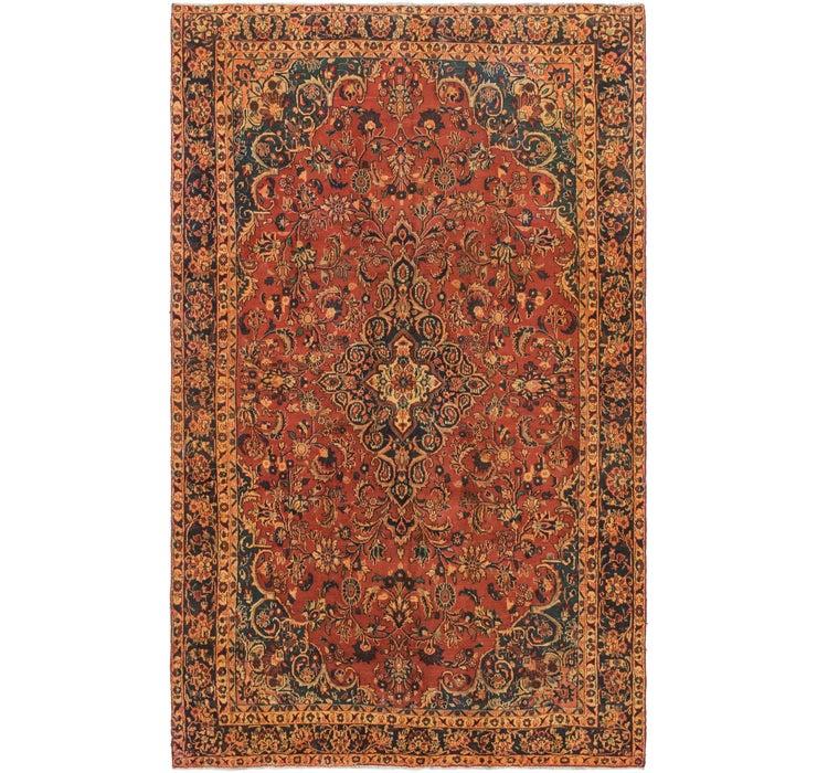 190cm x 305cm Shahrbaft Persian Rug