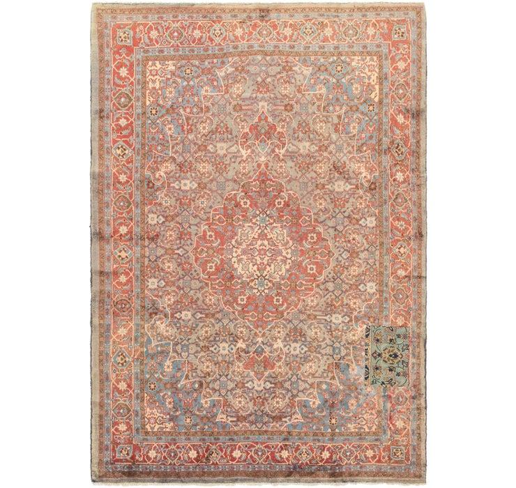 218cm x 305cm Farahan Persian Rug