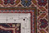 8' 2 x 12' 2 Mashad Persian Rug thumbnail