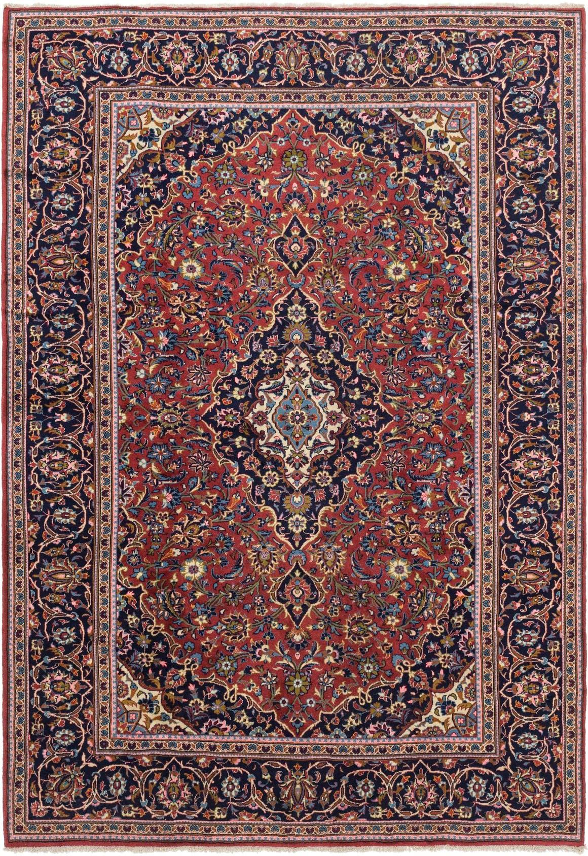 8' 2 x 12' 2 Mashad Persian Rug main image