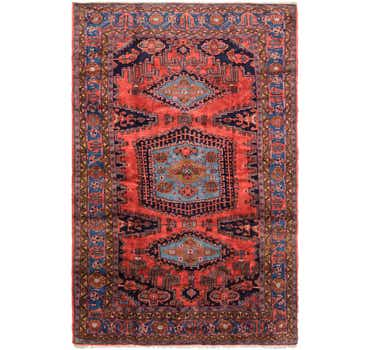Image of 7' 4 x 11' 3 Viss Persian Rug
