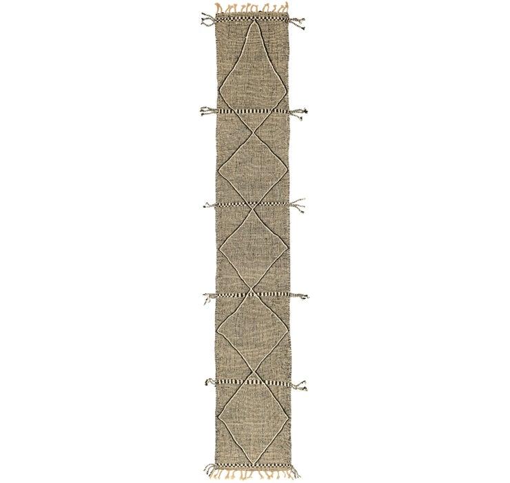 80cm x 508cm Moroccan Runner Rug