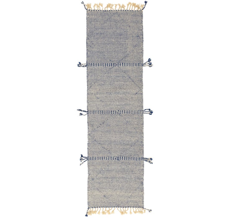 Image of 2' 10 x 10' 7 Moroccan Runner Rug