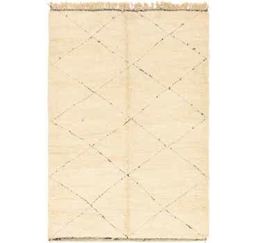 Image of  7' 2 x 10' 1 Moroccan Rug