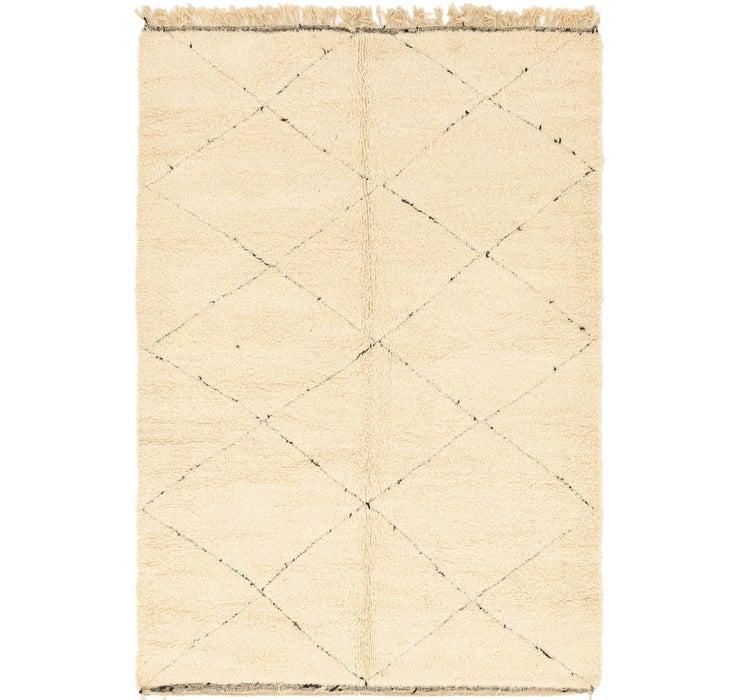 7' 2 x 10' 1 Moroccan Rug