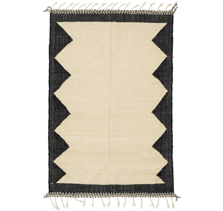 7' 2 x 10' Moroccan Rug
